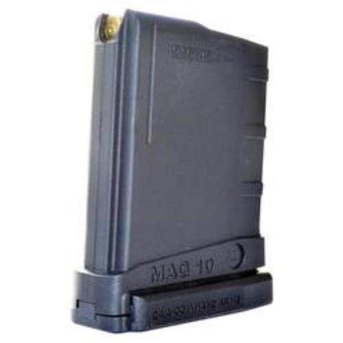 Command Arms AR-15 Magazine, .223/5.56mm, 10rd, No Tilt Follower, Black Polymer