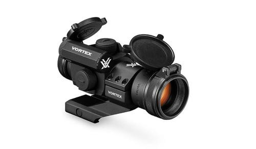 Vortex StrikeFire II Red Dot (4 MOA Bright Red Dot | Lower 1/3 Co-Witness Cantilever Mount)