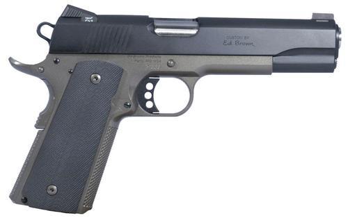 "Ed Brown Special Forces Bronze SOA 45 ACP 5.0"" Barrel G10 Grip"