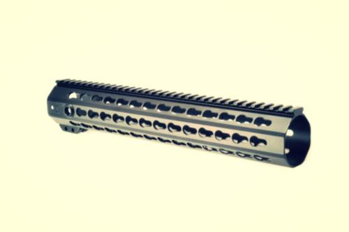 "OSS Keymod Rail System Handguard, 15"", Black"