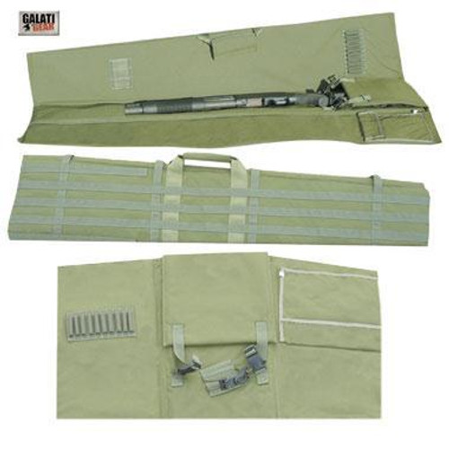 "Galati 49"" Tactical Rifle Cover, Black"