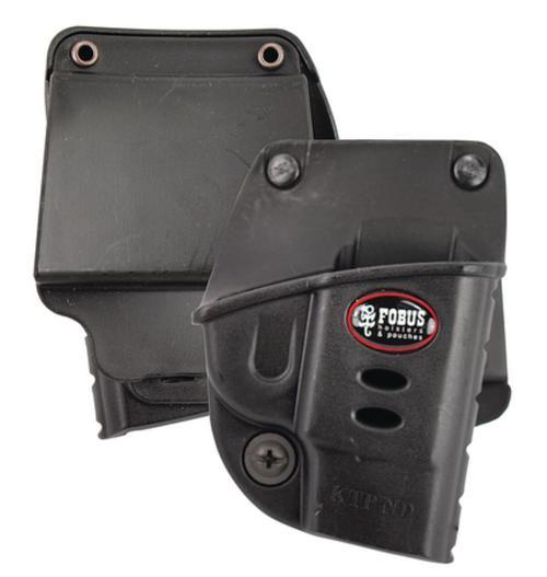 Fobus Evolution 2 Series Belt Holster For Ruger LCP/Kel-Tec P3AT .380/.32 2nd Gen Black Right Hand