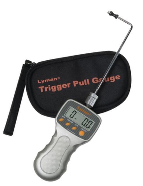 Lyman Trigger Pull Scale, Digital