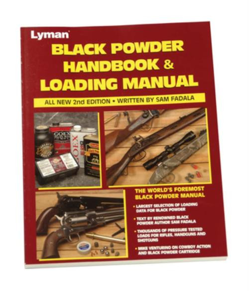 Lyman Black Powder Reloading Manual 2nd Edition