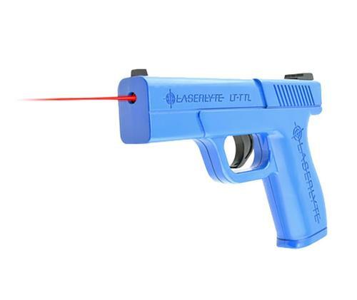 LaserLyte Trainer, Trigger Tyme Laser, Full Size, Blue Polymer