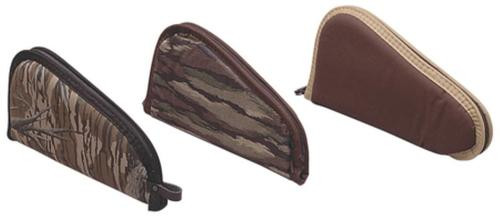 "Allen Earthtone and Camo Fabric Pistol Cases 6"" Assorted Colors"