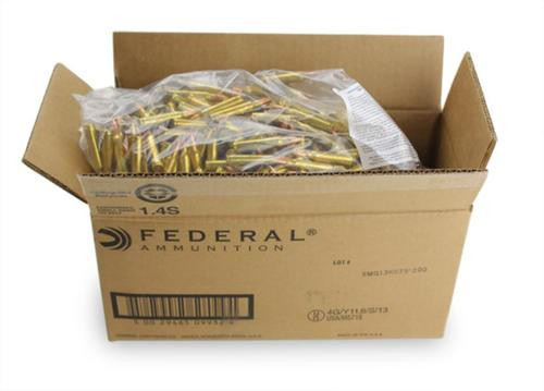 Federal American Eagle 223 55gr, FMJ, 1000rd/Bulk Pack