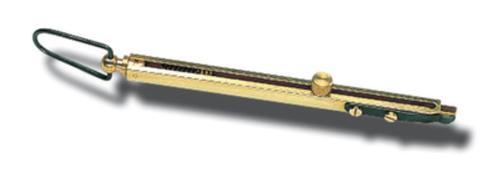 CVA Straight Line Capper For #11 Percussion Caps, Solid Brass