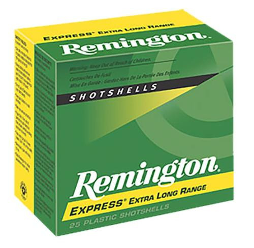 "Remington Express Shotshells 12 Ga, 2.75"", 1-1/4oz, 2 Shot, 25rd/Box"