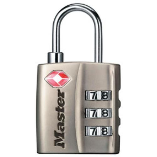 Master Lock MASTER TSA-ACCEPTED COMBOLOCK