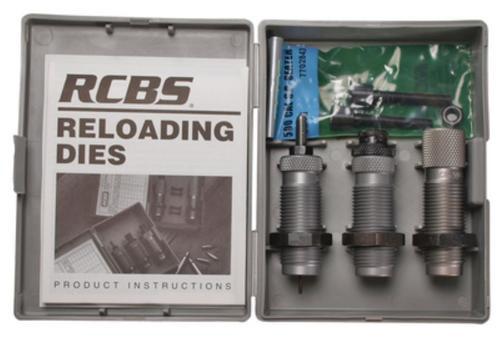 RCBS Carbide 3-Die Set 500 Smith & Wesson