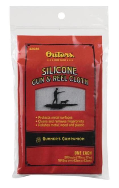 Outers Gunslick Silicone Gun & Reel Cloths