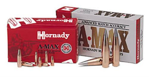 Hornady Rifle .50 Caliber .510 750gr, A-Max UHC, 20rd/Box