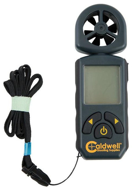 Caldwell CrossWind Wind Speed Sensor LCD Display CR2032