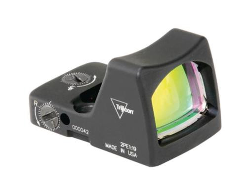 Trijicon RMR Ruggedized Miniature Reflex Sight 3.25 MOA Red Dot Reticle Matte Black
