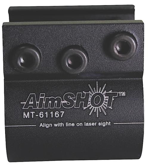 Aimshot Laser Mount For 8067 Weaver Style Matte Black