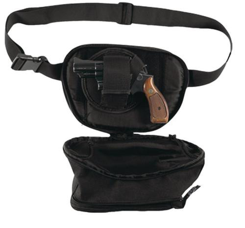 Bulldog Fanny Pack Holster Small Black