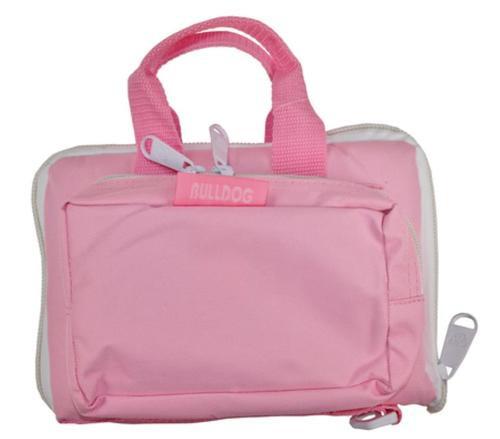 Bulldog Cases Extra Small Mini Range Bag Pink 9x6x1