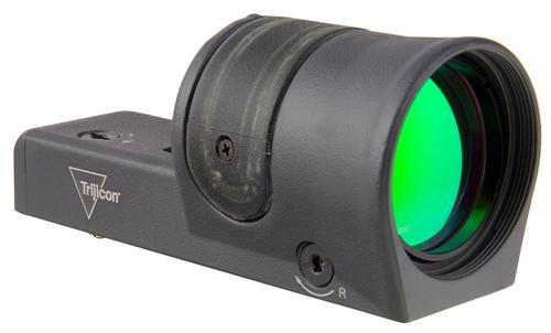 Trijicon 1x42 Reflex Green 4.5 MOA Dot Reticle ACOG Base (with TA51 Flattop Mount)