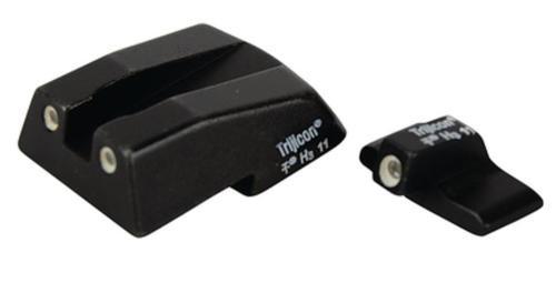 Trijicon Bright And Tough 3-Dot Night Sights H&K P30 45 ACP