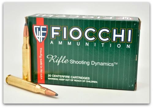 Fiocchi .270 Winchester, 130 Gr, TSX, 20rd Box