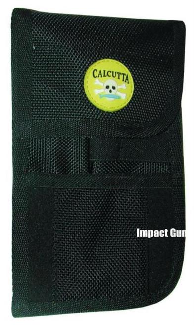 Calcutta NPXL-03-01CT Tool Pouch, Black, CLOSEOUT