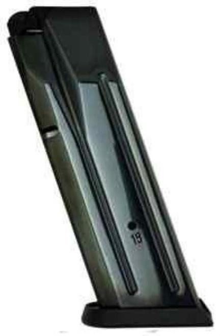 CZ P-07 9mm 15 Round Steel Black