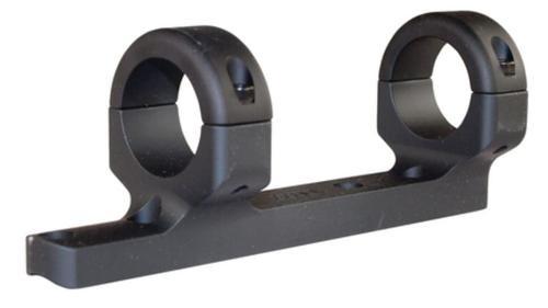 DNZ Products Dnz Products Tube Mount Cva Black Powder One Inch Medium Height Black