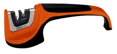 Accusharp Pull Through Knife Sharpener Tungsten Carbide/Ceramic Fine/Coarse