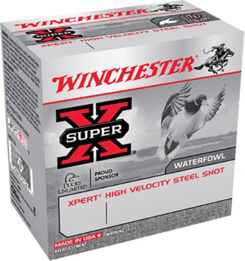 "Winchester Expert Hi-Velocity 12 Ga, 3"", 1-1/8oz, BB Shot, 25rd/Box"