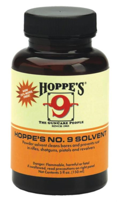 Hoppe's Number 9 Nitro Powder Solvent 2 Ounce
