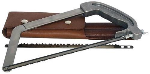 Wyoming Knife Break Apart Saw Hard-Point Heat Treated For Cutting Bone & Wo