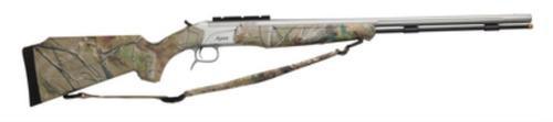 "Cva Apex 209 Magnum .50 Caliber 27"" SS Bergara Barrel, Realtree Apg Hd Camouflage Stock"