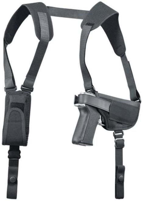 Uncle Mike's Pro-Pak Horizontal Shoulder Holsters Size 15, 3.75
