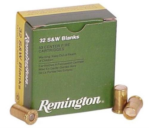 Remington Centerfire .32 Smith & Wesson 50rd Box