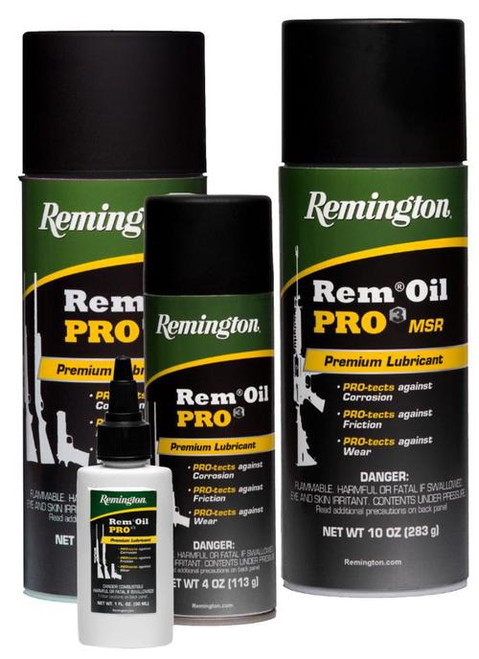 Remington Accessories Rem Oil Pro3 Lubricant/Protectant 6 oz