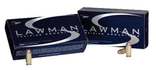 Speer Lawman 9mm 147 Gr, FMJ, 50rd Box, 20 Box/Case