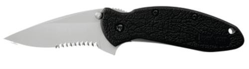 Kershaw SCALLION Folder 420 Stainless Drop Point Blade 6061-T6 Anodized A