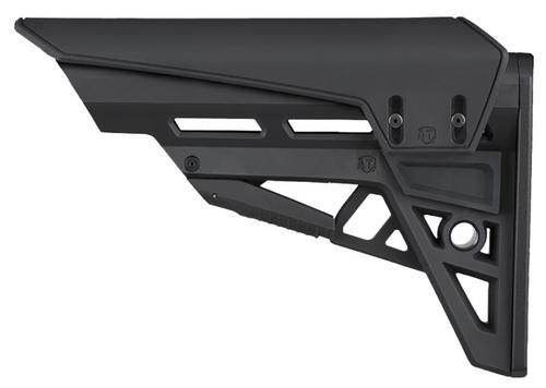 Advanced Technology TactLite AR-15 Mil 6Pos Reinforced Polymer Black