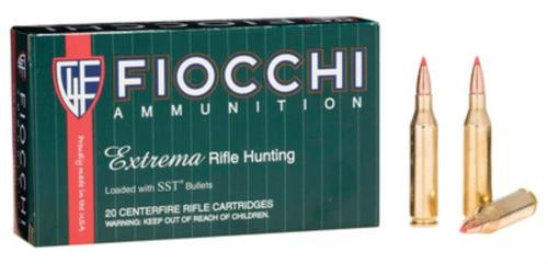 Fiocchi Extrema Hunting .243 Winchester 95gr, SST Boattail 20rd Box