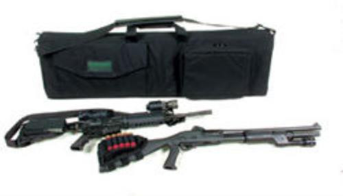 BlackHawk Padded Weapons Case, 38 Inch, Black