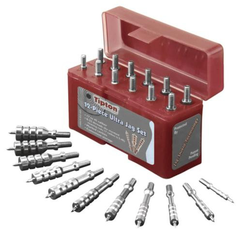 Battenfeld Technologies Tipton 12 Piece Ultra Jag Set in Hinged Box