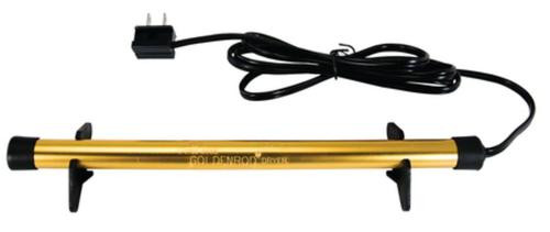 Battenfeld Technologies Lockdown Golden Rod Dehumidifier Rod 38 Watt Dries Up to 500 Cubic Feet 36 Inches Long