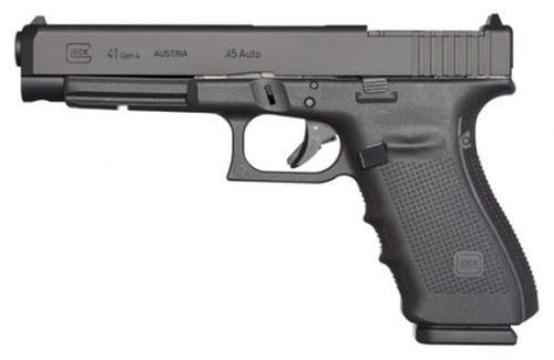 "Glock G41 Gen4 45 ACP, 5.31"", US Made, MOS, Optic Ready, 10rd"