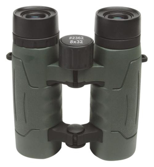 Konus USA Supreme Compact Binoculars 8x32mm Open Hinge Green