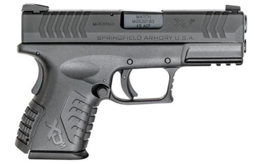 """Springfield XDM Compact 45 ACP, 3.8"""" Barrel, 13rd Mag"""