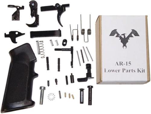 DoubleStar AR-15 Lower Parts Kit, Semi Auto