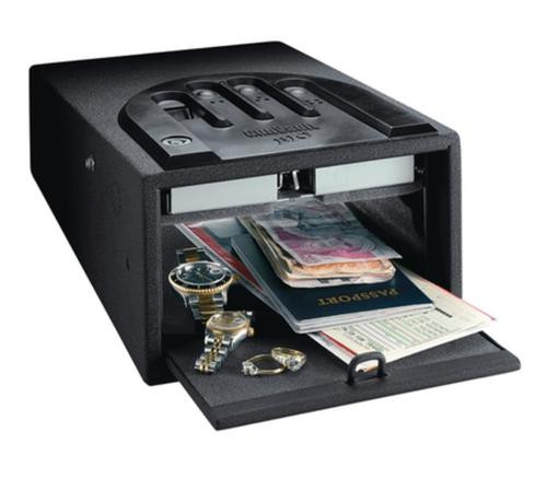 GunVault Micro Vault Security Safe 5.25x8.25x12 Black