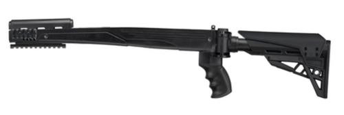 Advanced Technology Strikeforce Adjustable Side-Folding TactLite Stock For Most SKS Rifles Black