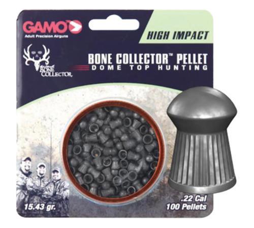 Gamo Bone Collector Air Rifle Single Shot .22 Green/Black